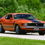 Bill Dalton&#039;s Mustang